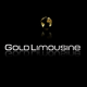 Gold Limousine